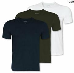 Bild zu 3er Pack HUGO BOSS Herren T-Shirts für 31,96€