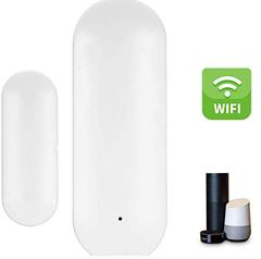 Bild zu OWSOO Drahtloser Türfenstersensor (kompatibel mit IFTTT, Alexa oder Google) für 5,99€