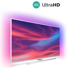 Bild zu [Top] Philips 3-seitig Ambilight 55PUS7304/12 Fernseher 139 cm (55 Zoll) Smart TV (4K, LED TV, HDR 10+, Android TV, Google Assistant, Alexa kompatibel, Dolby Atmos) für 499€