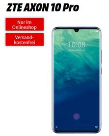 Bild zu [Super] ZTE AXON 10 Pro für 1€ (VG: 385€) mit 2GB LTE Datenflat und Sprachflat im Telekom Netz für im Schnitt 11,99€/Monat