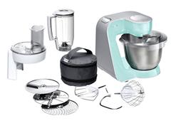 Bild zu Bosch CreationLine MUM58020 Küchenmaschine 1000 Watt für 179€
