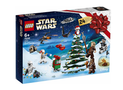 Bild zu LEGO 75245 Star Wars Adventskalender 2019 für 21,21€