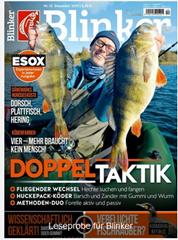 """Bild zu 12 Ausgaben der Zeitschrift """"Blinker"""" für 68,40€ + 60€ Amazon.de Gutschein als Prämie"""