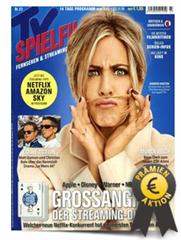 """Bild zu [nur noch heute] Jahresabo """"TV Spielfilm"""" (52 Ausgaben) für 56,10€ + bs zu 55€ Prämie"""