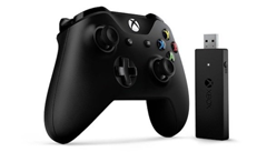 Bild zu MICROSOFT Xbox Controller + Wireless Adapter für 40,99€