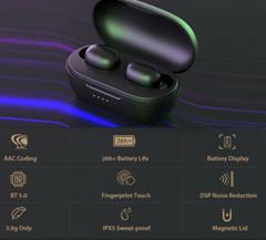 Bild zu Xiaomi Haylou GT1 Pro TWS Drahtlose Kopfhörer für 20,99€