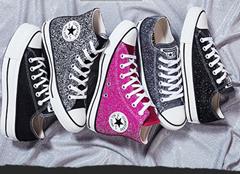 Bild zu Converse: 40% Rabatt auf ausgewählte Styles + kostenloser Versand ab 35€