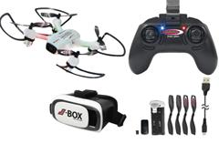 Bild zu JAMARA Angle 120 Altitude HD Wifi VR Drohne für 74,99€