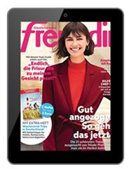 """Bild zu Jahresabo (26 Ausgaben) der Zeitschrift """"Freundin"""" als e-Paper (also zum lesen auf den PC, Tab, Smartphone etc.) für 48,10€ + 50€ Amazon.de Gutschein"""