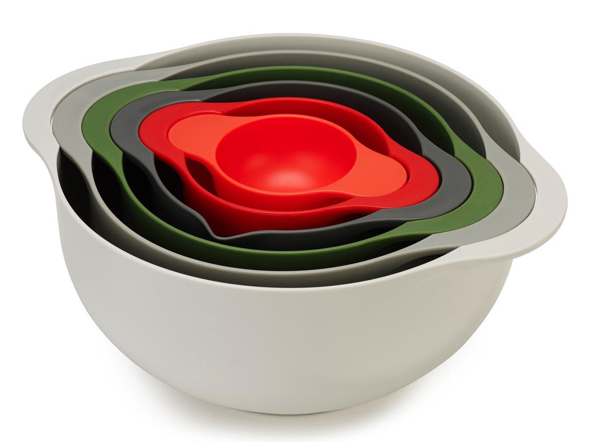 Bild zu 6-teiliges Joseph Joseph Duo Küchenschüssel-Set für 30,90€ (Vergleich: 37,08€)