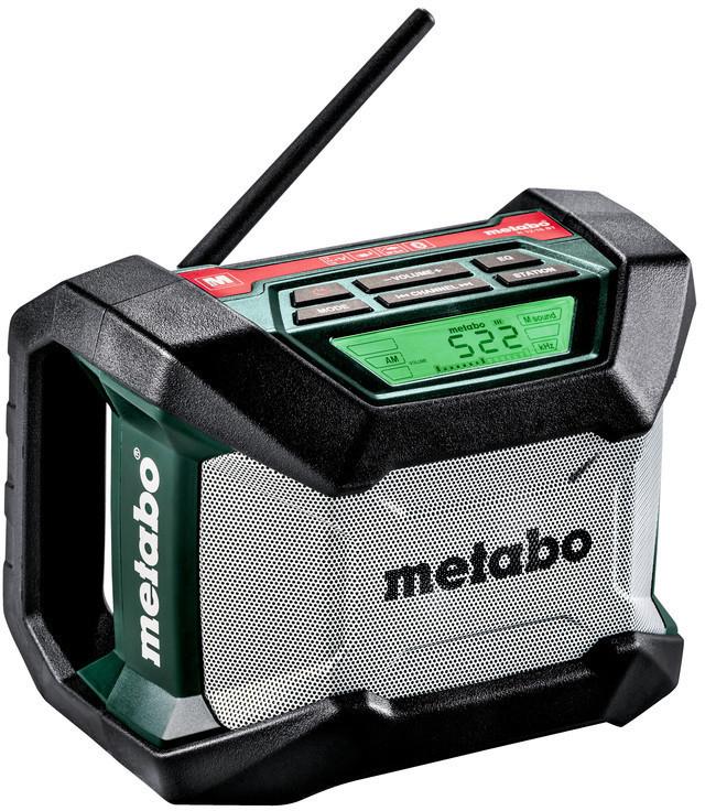 Bild zu Metabo Akku-Baustellenradio R 12-18 ohne Akkus für 36,99€ (Vergleich: 49€)