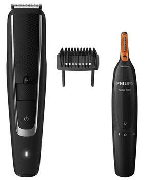 Bild zu Bart- und Nasentrimmer Philips BT5503/85 für 39,90€ (Vergleich: 49,99€)