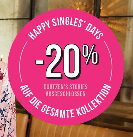 Bild zu Hunkemöller: 20% Rabatt auf die gesamte Kollektion