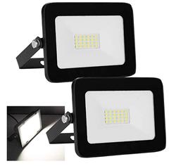 Bild zu 50% Rabatt auf die Hengda LED Strahler im Doppelpack, so Doppelpack ab 13,99€ inkl. Versand