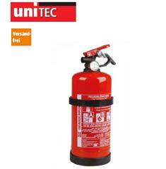 Bild zu Unitec Feuerlöscher 1 kg für KFZ für 9,99€ (VG: 15,99€)