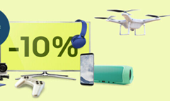 Bild zu eBay: 10% Rabatt auf diverse Elektronik Kategorien (Smartphones, PC, TV etc.)
