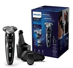 Bild zu Philips S9531/26 Elektrischer Nass-und Trockenrasierer Series 9000  für 154,10€ (VG: 218,22€)