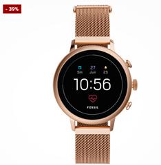 """Bild zu Fossil Smartwatches Damen Touchscreen Smartwatch Venture HR """"FTW6031"""" ab 135,20€ (VG: 237,15€)"""