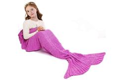 Bild zu APOGO Meerjungfrau Decke für 7,19€