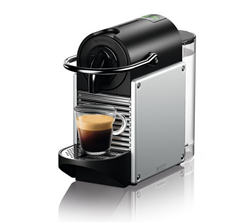Bild zu DELONGHI EN124S Nespresso Pixie Kapselmaschine für 55€