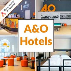 Bild zu eBay WOW: A&O Hotelgutschein für 19,99 pro Person