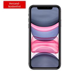 Bild zu iPhone 11 für 9€ mit 24GB LTE Datenflat, SMS und Sprachflat im Vodafone Netz für 39,99€ im Monat