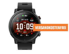 Bild zu Xiaomi Huami Amazfit Stratos Smartwatch für 77€ (VG: 104,99€)