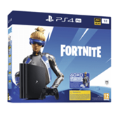 Bild zu SONY PS4 PRO 1TB: Fortnite Neo Versa Bundle für 249€ (VG: 298,50€)