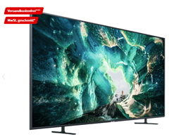 Bild zu SAMSUNG UE82RU8009 UHD TV (Flat, 82 Zoll/207 cm, UHD 4K, SMART TV) für 1.689,74€ (VG: 1.950,23€)