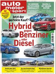 """Bild zu Schnupperabo für 6 Monate (13 Ausgaben) """"Auto Motor Sport"""" für 59,15€ mit 60€ Amazon.de Gutschein – Kündigung notwendig"""