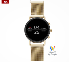 Bild zu Skagen Connected Touchscreen Smartwatch Damenuhr SKT5110 für 148,15€ (VG: 225€)