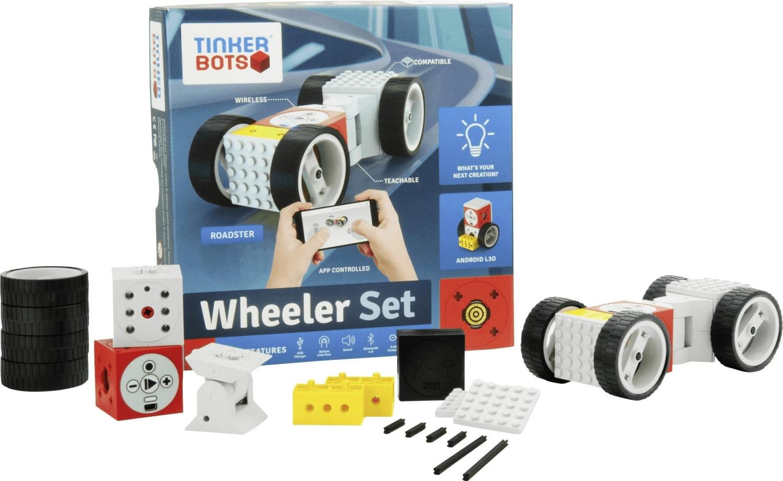 Bild zu Tinkerbots Wheeler Set für 59,99€ (Vergleich: 74,94€)