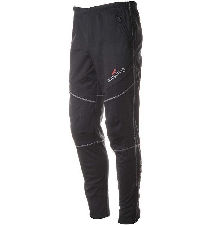 Bild zu 4Ucycling Thermo Fleece Sporthose für 29,99€