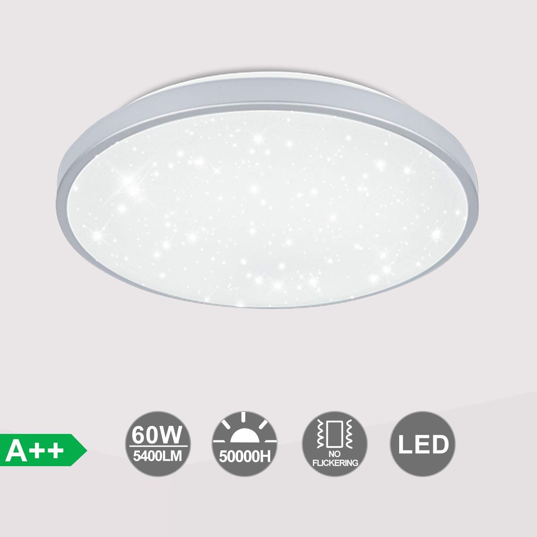Bild zu Vingo LED-Deckenleuchte mit 30% Rabatt, so z.B. Sternenlicht für 23,49€