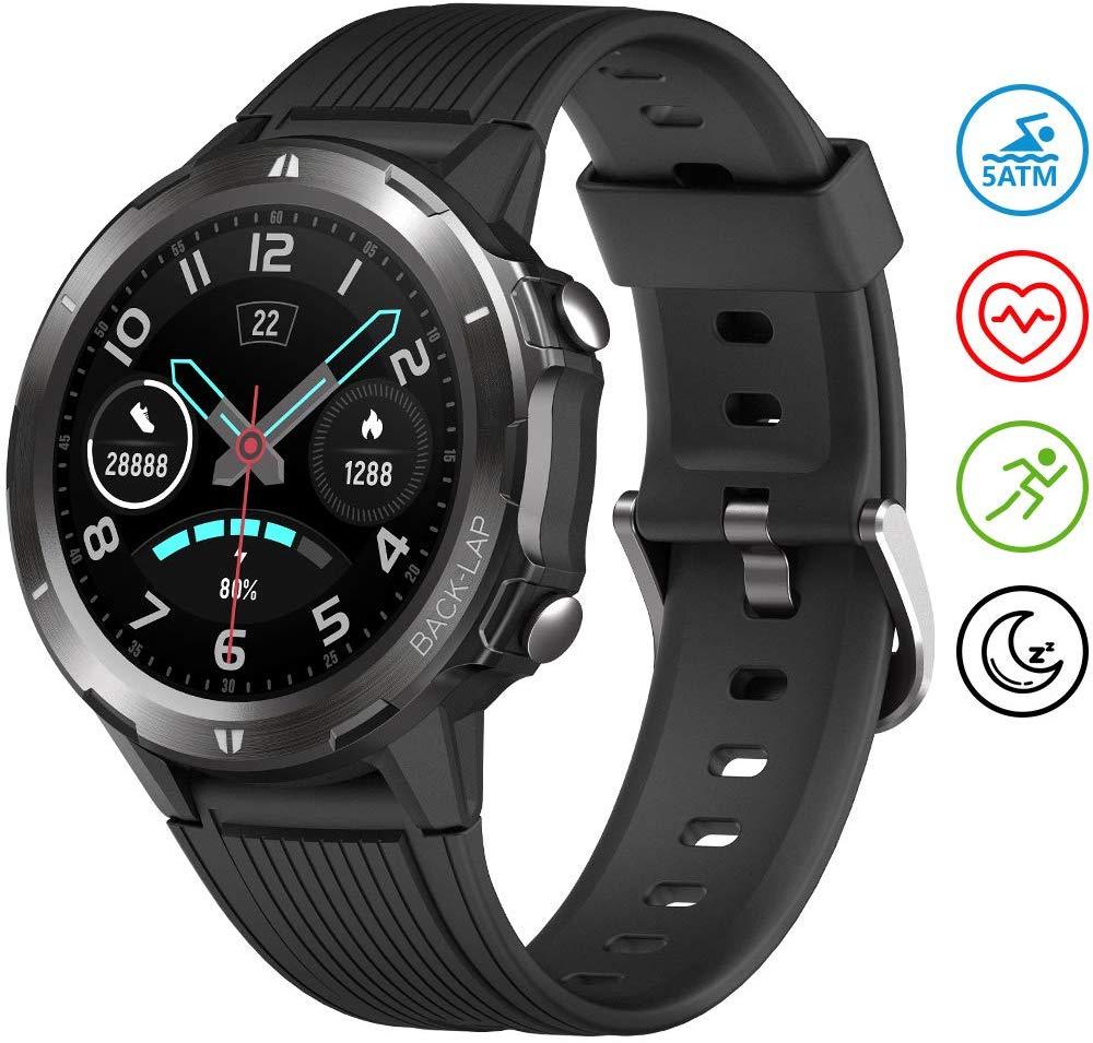 Bild zu UMIDIGI Smartwatch Uwatch GT mit Herzfrequenzmessung und Schlaftracker für 35,99€