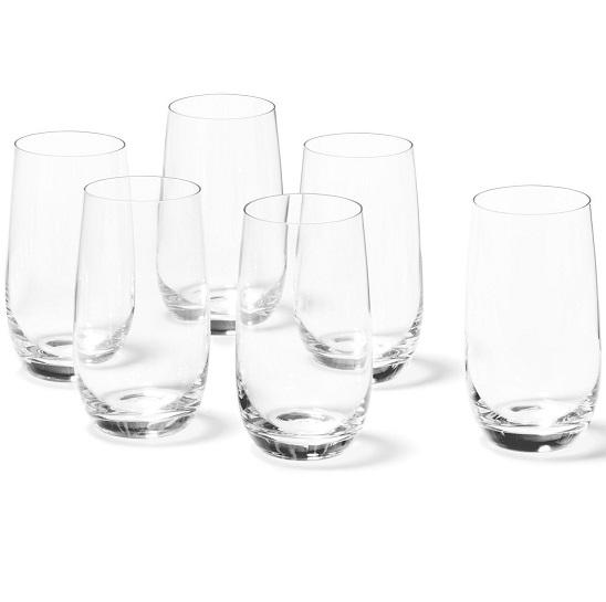 Bild zu 6-teiliges Gläser-Set Leonardo Tivoli (020965) für 13€ (Vergleich: 27,50€)