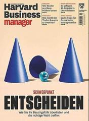 """Bild zu 12 Monate die Zeitung """"Harvard Business Manager"""" (12 Ausgaben) ab 169€ + bis zu 150€ Prämie"""