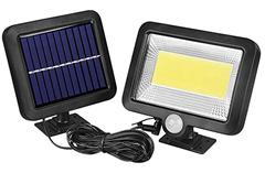 Bild zu Docooler Solarleuchte für Außen für 12,99€
