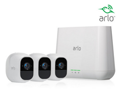 Bild zu Arlo Pro 2 Basisstation mit 3 Kameras (VMS4330P-100EUS) für 505,90€ (Vergleich: 614,33€)
