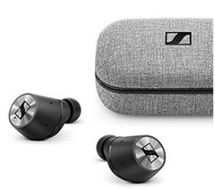 Bild zu Sennheiser MOMENTUM True Wireless Bluetooth-Ohrhörer, Schwarz/Chrom für 182,75€ (VG: 229€)