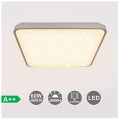 Bild zu Vingo LED-Deckenleuchte mit 50% Rabatt, so z.B. Sternenlicht für 23,49€