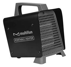 Bild zu Multifun Keramik Heizlüfter mit 2KW und Metallgehäuse für 24,39€