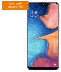 Bild zu Samsung Galaxy A20e für 1€ inkl. 4GB LTE Datenflat, SMS & Sprachflat im o2 Netz für 9,99€/Monat