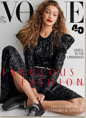 Bild zu Jahresabo der Vogue für 88,80€ + 90€ BestChoice Gutschein
