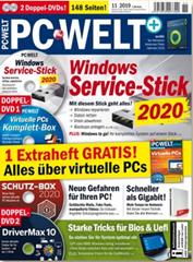 Bild zu PC WELT plus – Halbjahresabo (6 Ausgaben) für 46,20€ + 45€ BestChoice Gutschein
