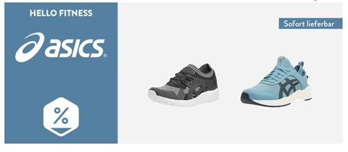 Bild zu brands4friends: 15 % Gutschein-Rabatt im Bereich Sport/Fitness, z.B. Asics Sneaker