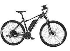 Bild zu FISCHER E-Bike MTB EM 1724 (2019) schwarz weiß, 29 Zoll, RH 51 cm, Hinterradmotor 45 Nm, 48 V Akku für 969€ (VG: 1.113,95€)