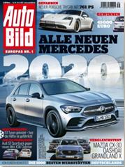 """Bild zu 6 Monate (26 Ausgaben) die Zeitschrift """"Auto Bild"""" als Schnupperabo für 70,20€ lesen + 70€BestChoice Gutschein"""