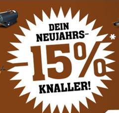Bild zu Fuxtec: 15% Neujahrs-Rabatt auf Alles