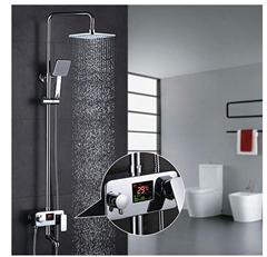 Bild zu Homelody Duschsystem mit LCD Temperaturanzeige für 109,99€